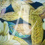 Tranh mosaic Thu vàng